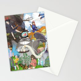 Kikis Delivery Service Stationery Cards