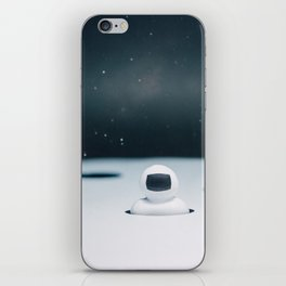 Whack an Astronaut iPhone Skin