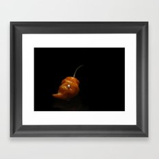 peppered Framed Art Print