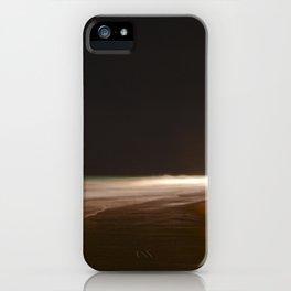 Ocean Night. iPhone Case