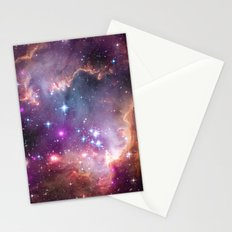 Under the Wing of the Small Magellanic Cloud Stationery Cards