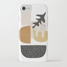 Abstract Shapes  2 iPhone Case