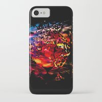 invader zim iPhone & iPod Cases featuring Invader by dirdamal