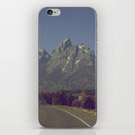 Speed Limit 55 iPhone Skin