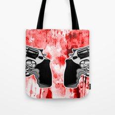 Double Triple (revolver) Tote Bag
