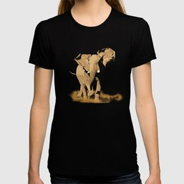 The Elephant's Marching T-shirt