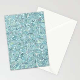 Pastel Diamond Stationery Cards