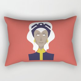 Storm X-Men Portrait Rectangular Pillow