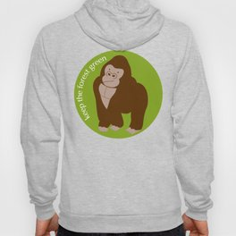 Keep the Forest Green_03 Hoody