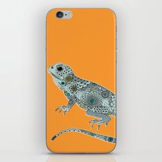 The Lizard iPhone & iPod Skin