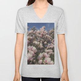 Magnolia splendor Unisex V-Neck