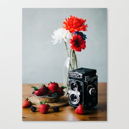 Aestas Canvas Print