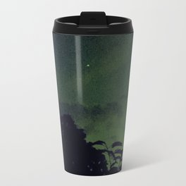Lo-Fi Sunset Travel Mug