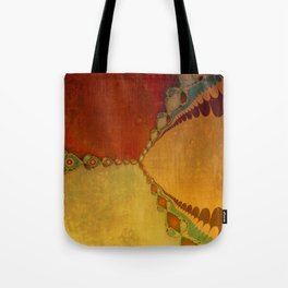 Southwestern Sunset 1 Tote Bag