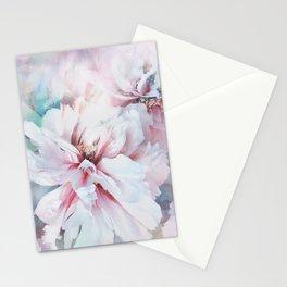 peony love N°5 Stationery Cards