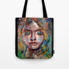eager anticipation Tote Bag