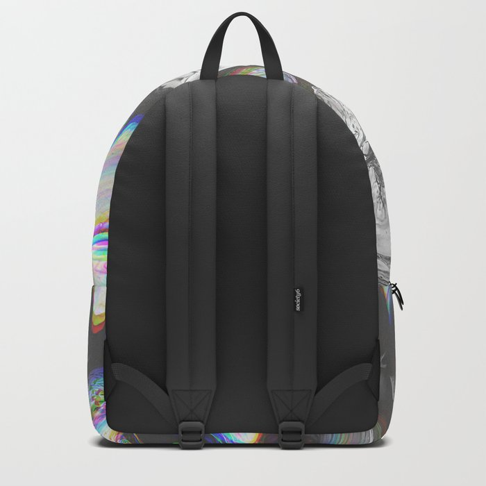 D IS FOR Backpack
