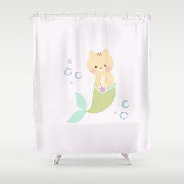 Merkitty 2 Shower Curtain