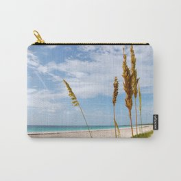 Mark Your Piece of Paradise Carry-All Pouch
