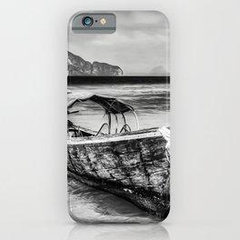 Longboat Thailand iPhone Case