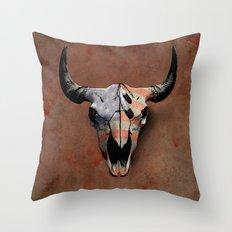 In Memoriam Throw Pillow