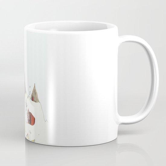 Kids Discover Magic Mountain Mug