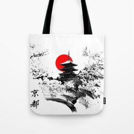 Kyoto - Japan Tote Bag