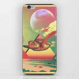 From the Sea to the Sky  iPhone Skin