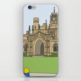 Cambridge struggles: St Johns iPhone Skin