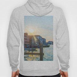 Sun over Venice Hoody