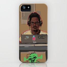 It's Me Man. iPhone Case