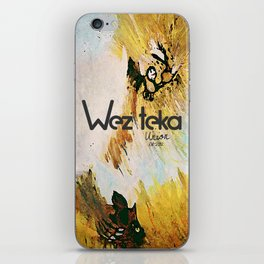 The Glorious Defeat… Wezteka Union iPhone Skin