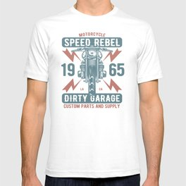 Classic Motorcycle Speed Challenge T-shirt