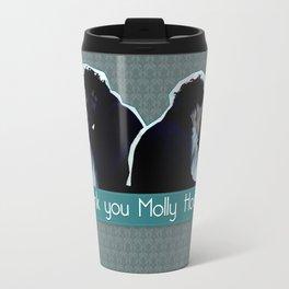 Thank you Molly Hooper Travel Mug