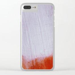 Snapshot Series #3: art through the lens of a disposable camera by Alyssa Hamilton Art Clear iPhone Case