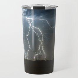 Lightning Cluster Travel Mug
