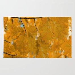 Golden Autumn Rug