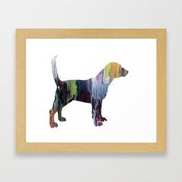 beagle Framed Art Print