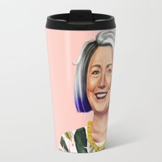 Hipstory - Hillary Clinton Travel Mug