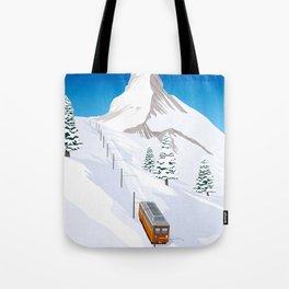 Zermatt Tote Bag