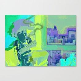 bad boy Canvas Print