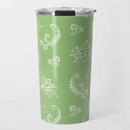 Lady Fern - Green Travel Mug