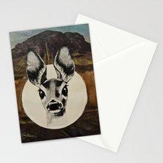 Desert Eyes Stationery Cards