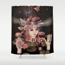 Aeonian II Shower Curtain