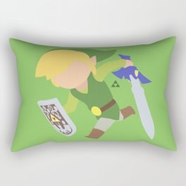 Toon Link(Smash) Rectangular Pillow