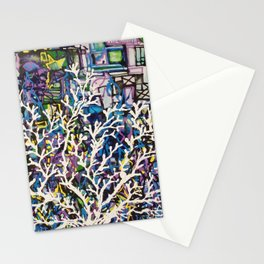 Sea Tree Stationery Cards