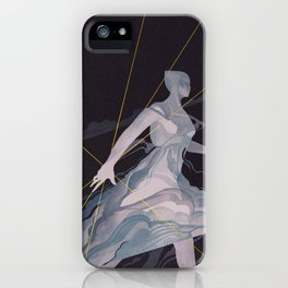 The Approaching Storm iPhone Case