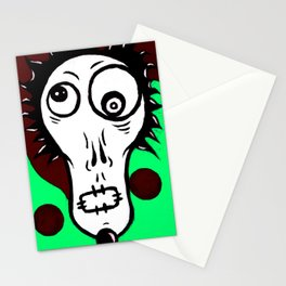The Silenced 2.0 Stationery Cards