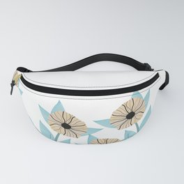 Spring Poppies Fanny Pack