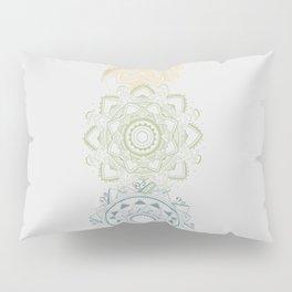 Chakra mandalas Pillow Sham